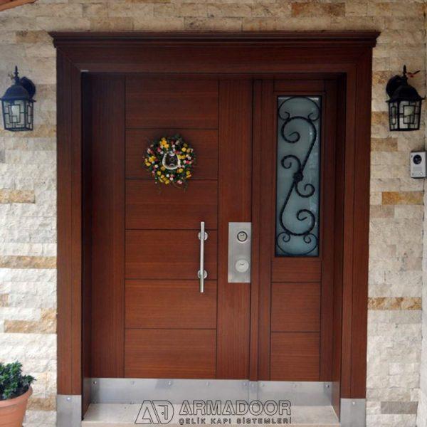 villa çelik kapı modelleri