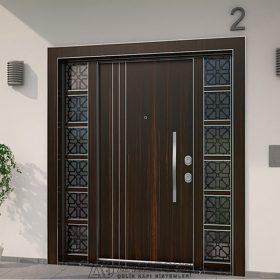 çelik villa kapısı