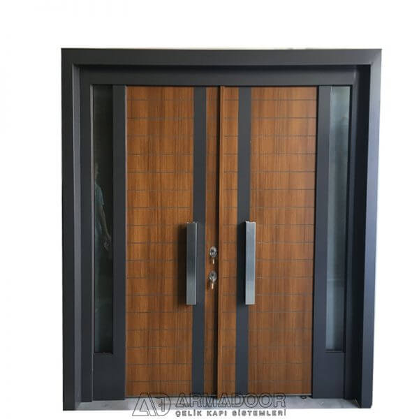 lüks villa kapıları