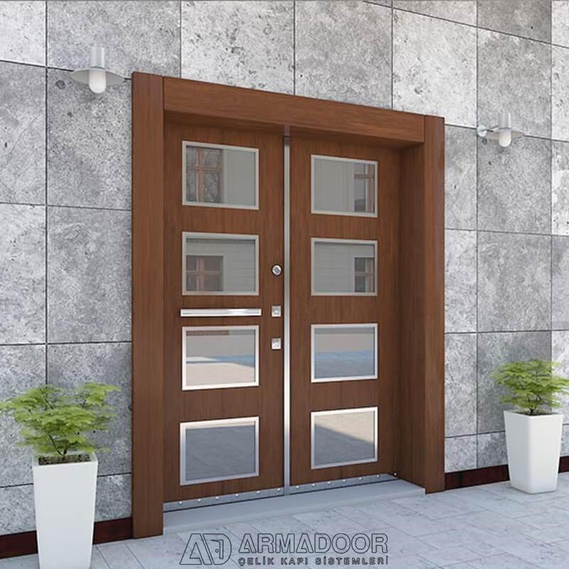 niğde villa kapısı