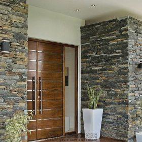Kemer Villa Kapısı