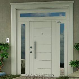 Kavacık Villa kapısı