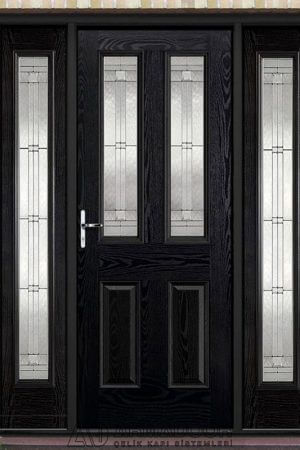 Gümüşyaka Villa Kapısı