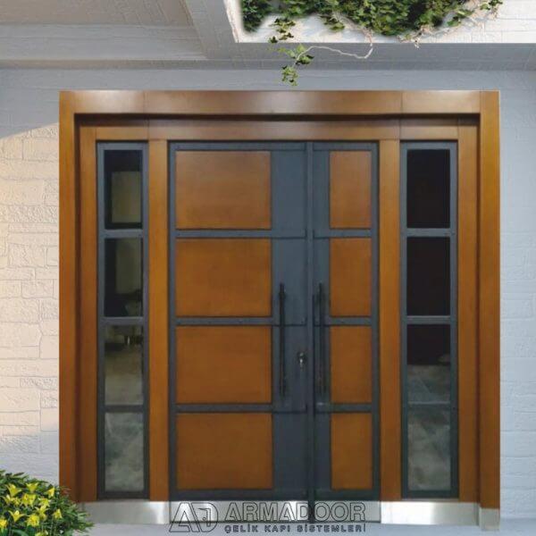 Yeniçiftlik Villa Kapısı
