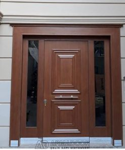 Villa Giriş Kapısı